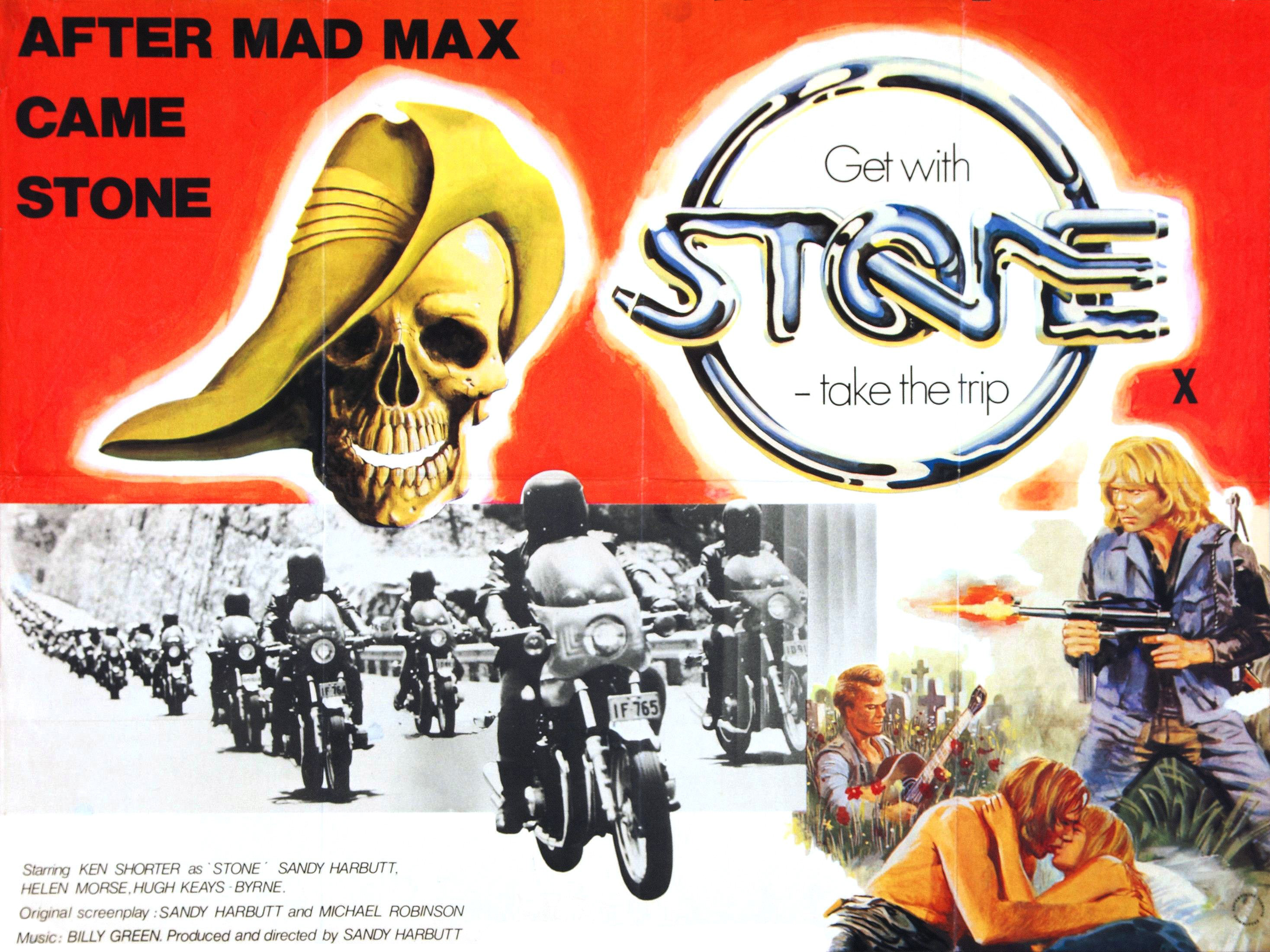 Stone (1974) – Now Showing! | CVLT Nation