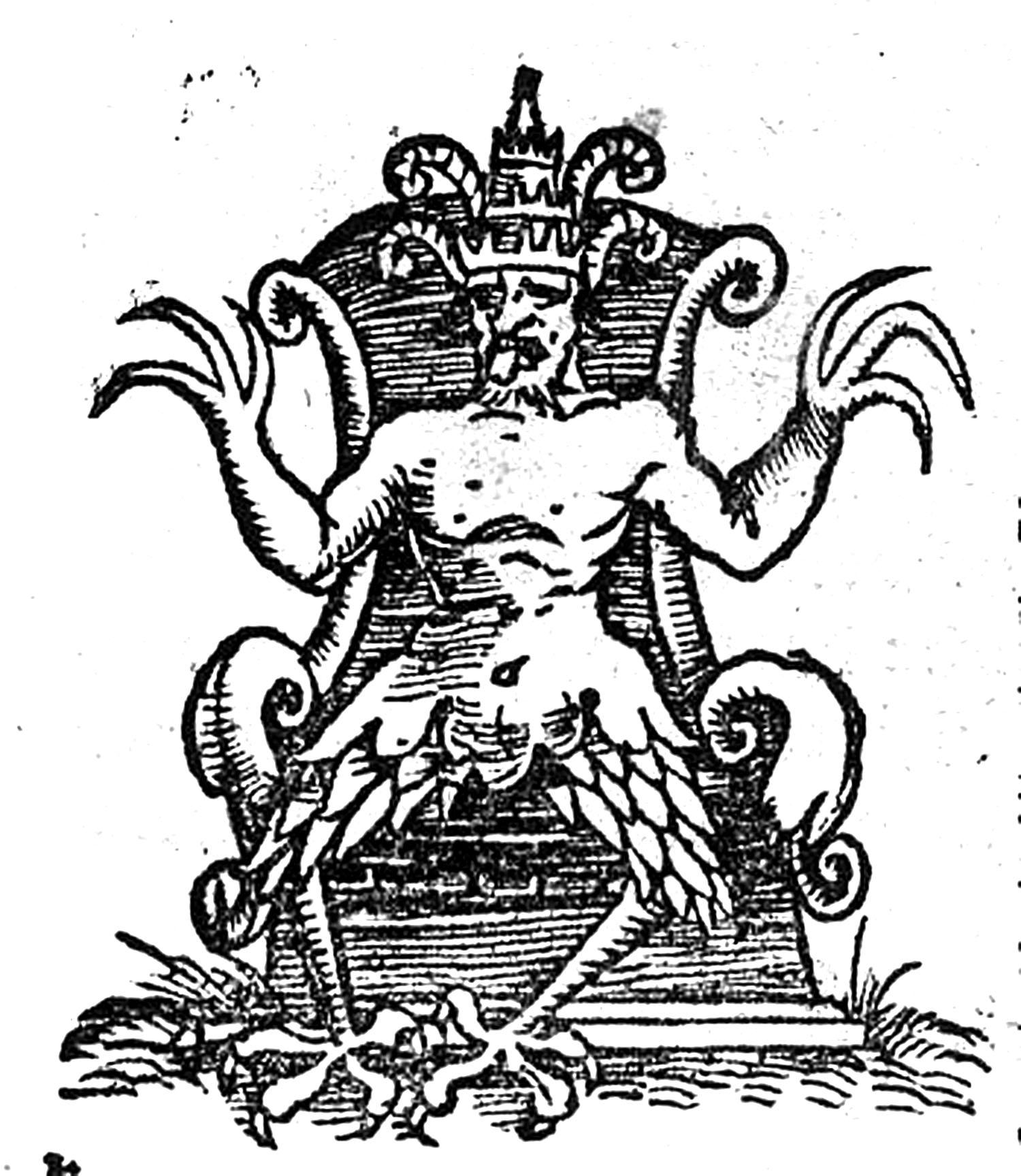 Medieval Evil Demons Cvlt Nation