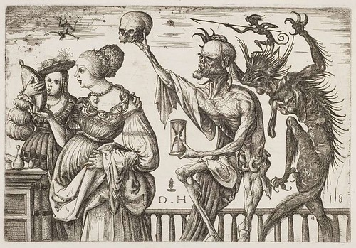 Medieval Evil... Demons