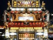 "Real Life Transformers: <br/>""Dekotora"" Japanese Truck Art!"