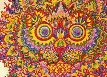 Louis Wain… The Schizophrenic Cat Man