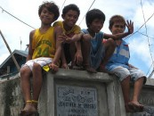 Death gives Life… <br/>The Manila North Cemetery