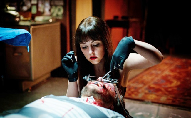 katharine isabelle in american mary by the soska sisters