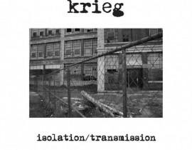 Exclusive <br/>CVLT Nation Streaming: <br/>KRIEG &#8211; Isolation/Transmission