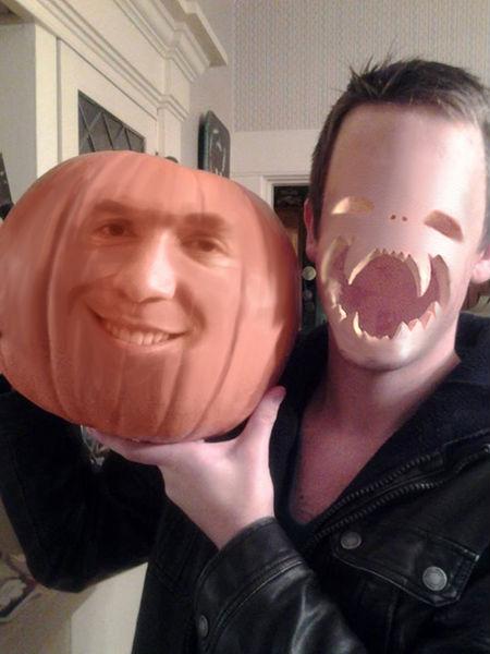 pumpkin-face-swap
