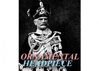 666% So Sick! <br/>Ornamental Headpiece <br/>Masks of Ash Review + Stream