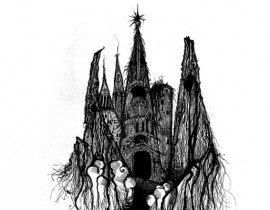 Exclusive <br/>CVLT Nation Streaming: <br/>USNEA // RUINS 7 Inch
