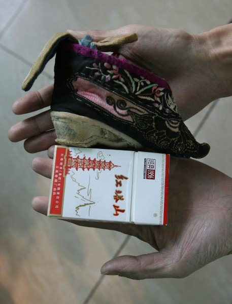 essay on foot binding Footbinding was superfluous in the colonial age: its prestige had waned and its aura dimmed but the practice lingered, more stubbornly than the abolitionists had anticipated i have been probing this disjuncture by subjecting the bound foot to historiographical inquiry this essay is a pre- liminary report my premise is.