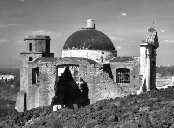 Reign in fire 7 churches devoured by lava - Agenzie immobiliari san sebastiano al vesuvio ...