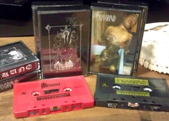 CVLT Nation's <br/>Favorite Tape Label Right Now! <br/>GRACELESS Recordings