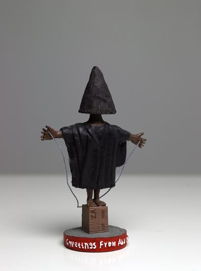 Abu Ghraib Bobble-head figurine