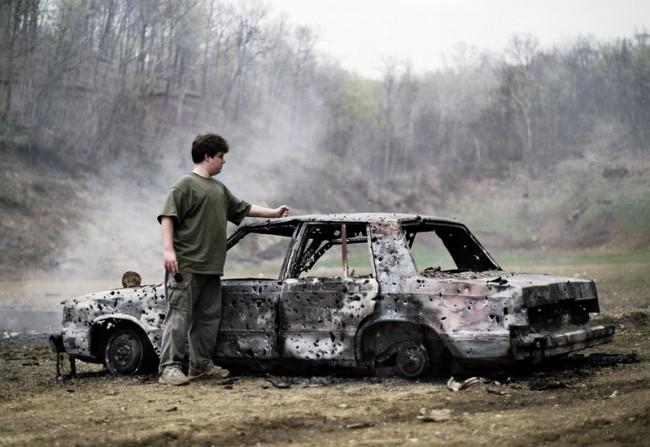 Machine-gun festival, Kentucky