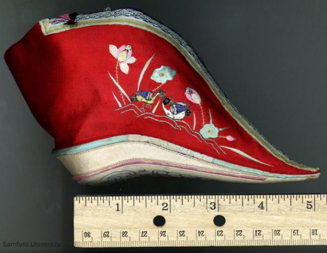 Chinese shoe