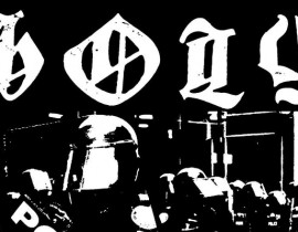 Exclusive <br/>CVLT Nation Streaming: <br/>HOLY &#8220;Blank Stares&#8221;