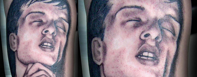 joy division tattoos reign supreme cvlt nation. Black Bedroom Furniture Sets. Home Design Ideas
