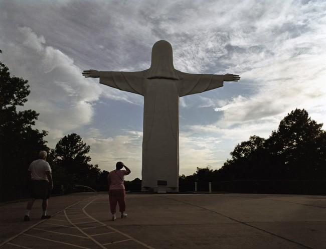 Third tallest Jesus in the world, Arkansas