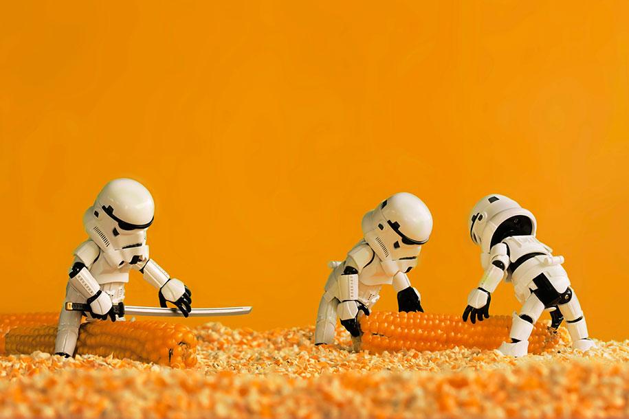 star wars essays star wars miniatures living life to the fullest zahir batin photo aiguille a galaxy far far