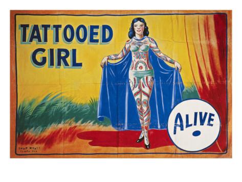 sideshow-poster-c1955