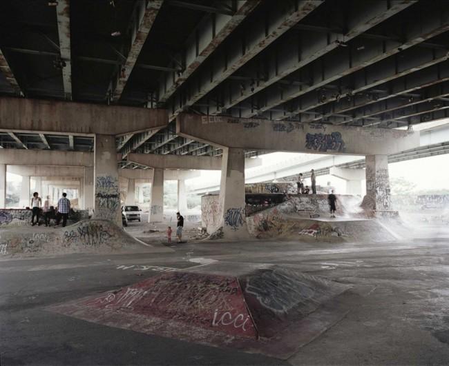 FDR Skatepark, Philadelphia, Pennsylvania