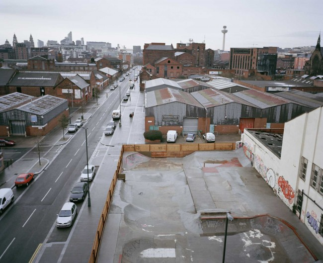 New Bird Skatepark, Liverpool, U.K.