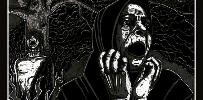 """Exclusive <br/>CVLT Nation Streaming: <br/>BASTARD FEAST """"Osculum Infame"""""""