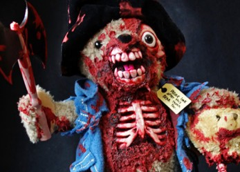 Blood, Brains and Stuffing… UndeadTeds