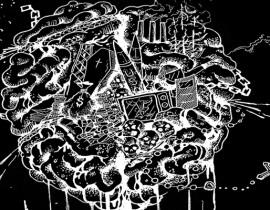 Exclusive <br/> CVLT Nation Streaming: <br/>MODERN PAIN <br/> &#8220;Self Deconstruction&#8221;
