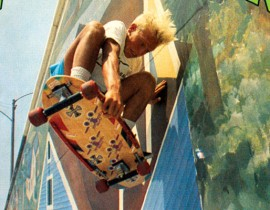 Skate Rock RULES!!! <br/>Thrasher Magazine: Blast From The Past and Present