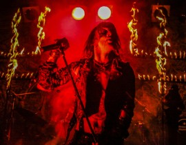 Black Flames March&#8230;<br/>WATAIN Rage In Brooklyn <br/>Now Showing!