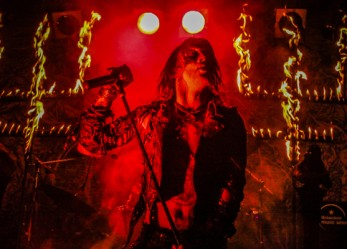 Black Flames March…<br/>WATAIN Rage In Brooklyn <br/>Now Showing!