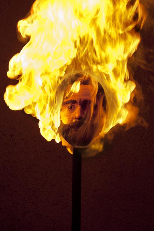 David Mach: Precious Light - City Art Centre, Edinburgh, 2011