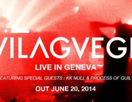 RORCAL Live Release of VILAGVEGE Streaming Now!