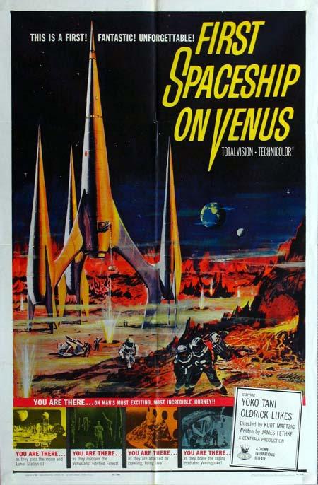 first_spaceship_on_venus