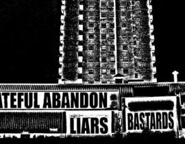 "Black Metal meets Post-Punk: Hateful Abandon's ""Liars/Bastards"""