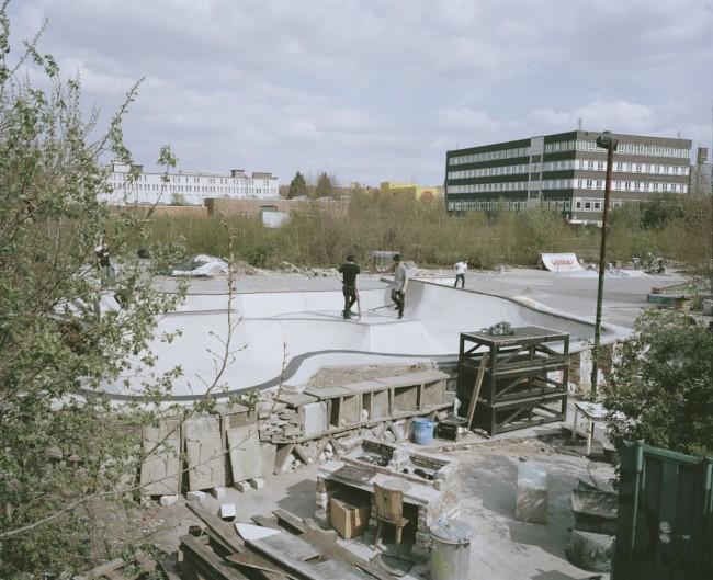 2er Skatepark, Hannover, Germany