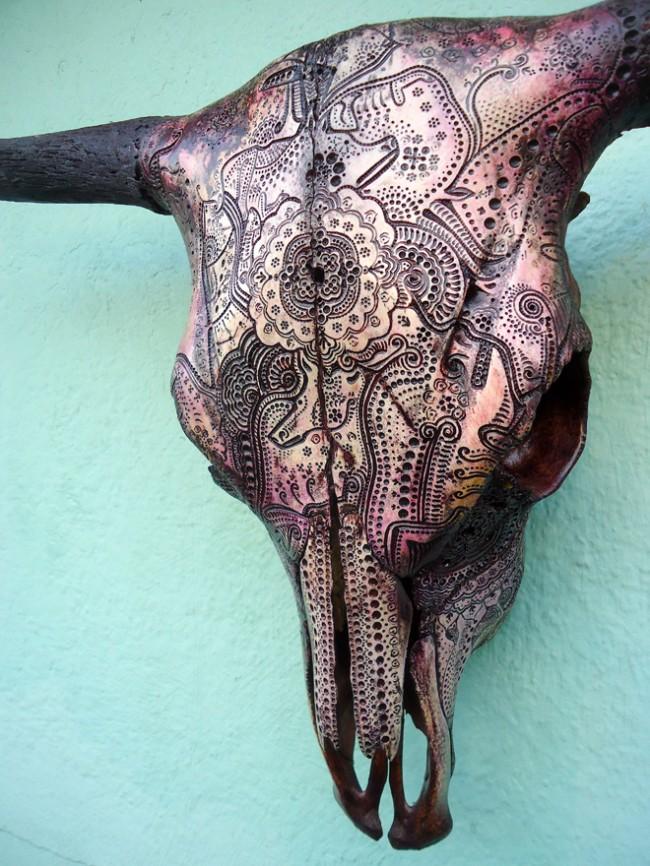 jason-borders-carved-skull-art
