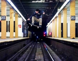 The Sickest Skate Video&#8230; <br/>You Will See All Month! <br/>Tengu: God of Mischief  <br/>Subway Skating