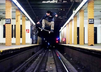 The Sickest Skate Video… <br/>You Will See All Month! <br/>Tengu: God of Mischief  <br/>Subway Skating
