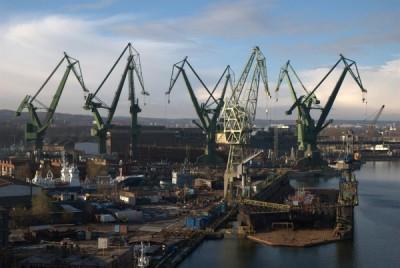 Danzig (Gdansk) Shipyard