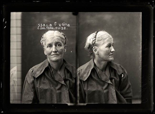 Ettie Sultana, 17 November 1922 Prostitute Ettie Sultana worked in northern New South Wales and in the Queensland cities of Brisbane and Toowoomba for most of her career. She had multiple convictions for prostitution, theft, drunkenness, swearing and vagrancy. She was sentenced to six months with hard labour. DOB: 31 December 1885.