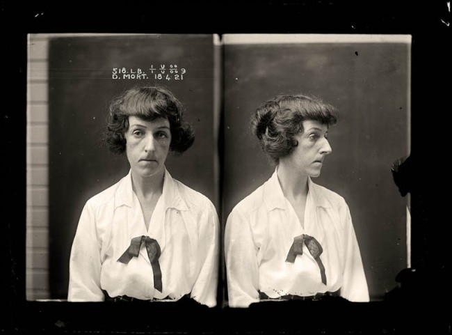Dorothy Mort, 18 April 1921 Convicted of murder. Mrs Dorothy Mort was having an affair with dashing young doctor Claude Tozer. On 21 December 1920 Tozer visited her home with the intention of breaking off the relationship. Mort shot him dead before attempting to commit suicide. Aged 32.