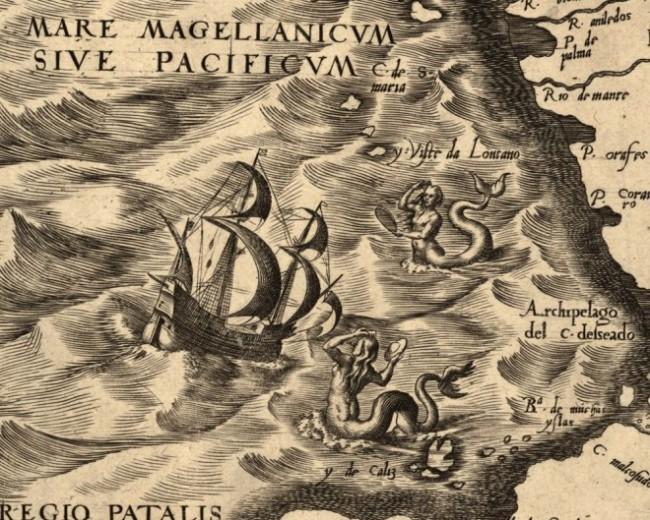 2-Diego-Gutierrez-map-America-1562-LOC-detail-sirens-660x529