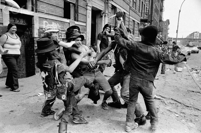 70′s New York Street Gang Documentary: FLYING CUT SLEEVES