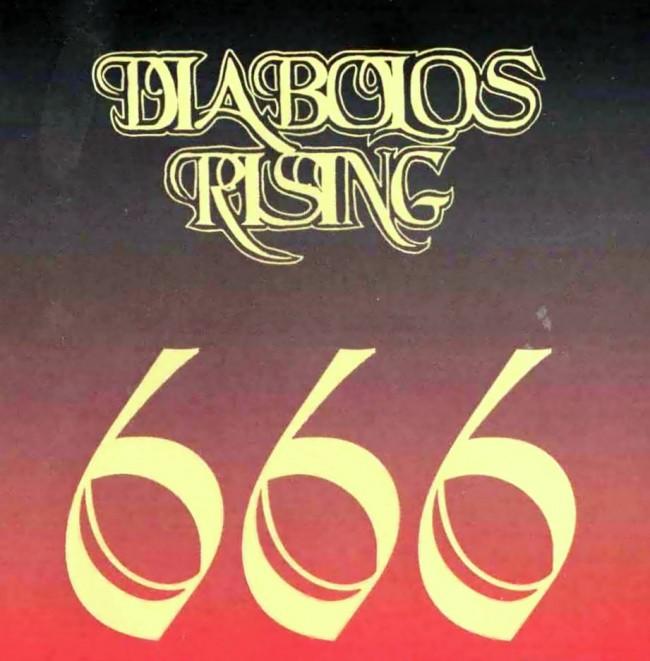 Diabolos Rising - 666 - Front