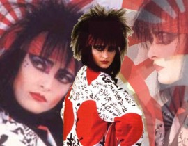RARE! <br/>Siouxsie and the Banshees  <br/>1981 Full Set Now Showing