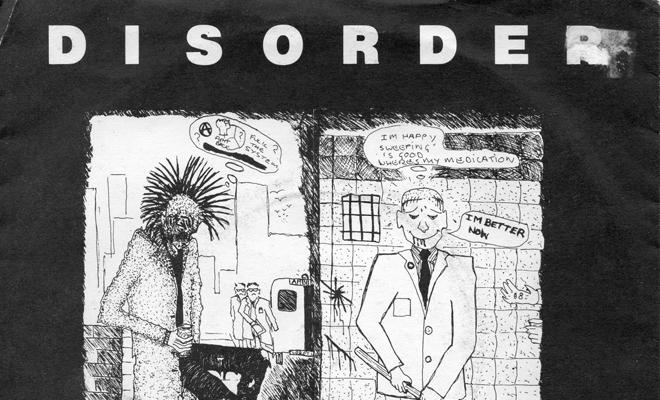 Mental Disorder Front