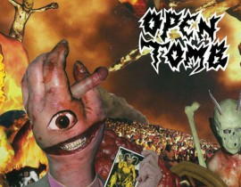Most Repulsive &#038; Unhygienic Sludge You Will Hear Today! <br/>New OPEN TOMB Song Streaming Now!