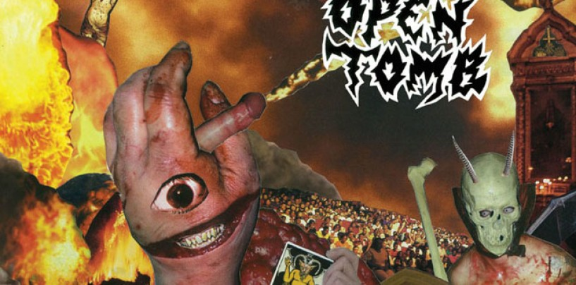 Most Repulsive & Unhygienic Sludge You Will Hear Today! <br/>New OPEN TOMB Song Streaming Now!