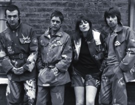 Blood on the Floor&#8230;<br/>THROBBING GRISTLE <br/>1981 Full Live Gig Now Showing!
