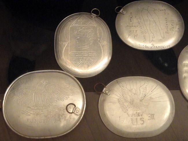 Trench_art_-_National_World_War_I_Museum_-_Kansas_City,_MO_-_DSC07643